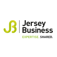 Jersey Business Logo Digital Marketing Click Return