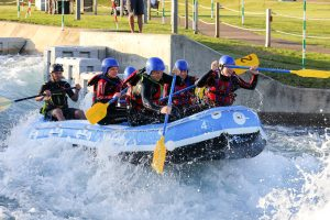 online marketing rafting through the course